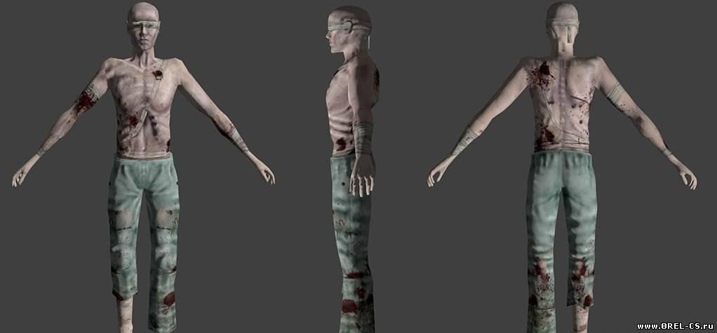 Модели зомби для css сервера как залить joomla на виртуальный сервер